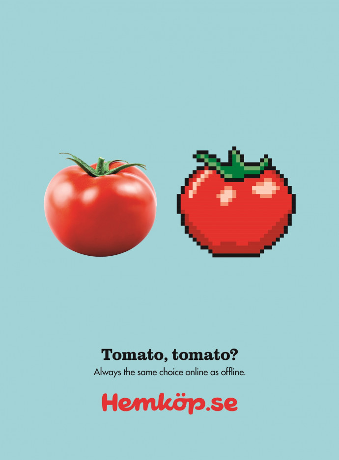 Hemköp: Tomato