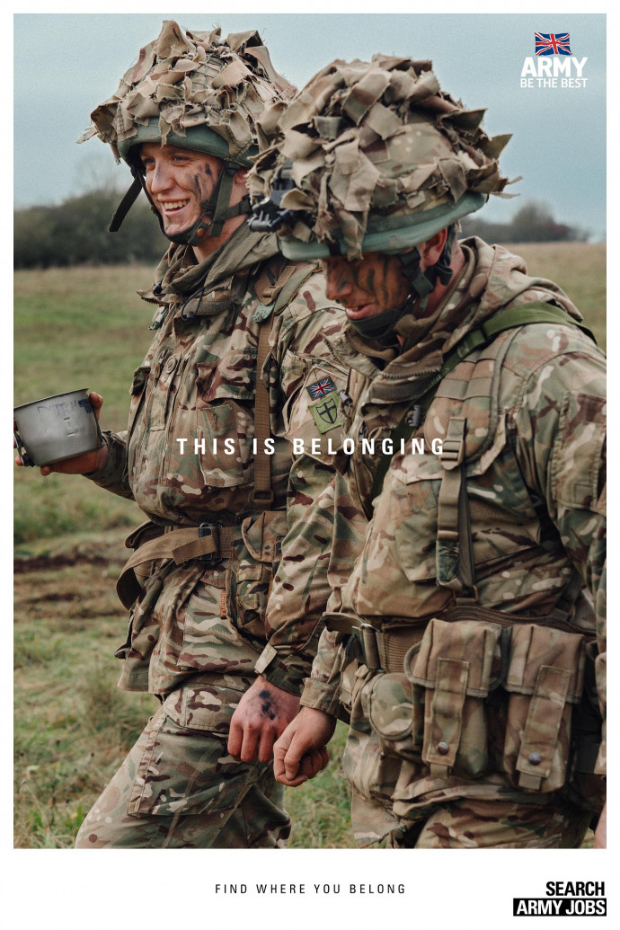 British Army: This is Belonging, 1