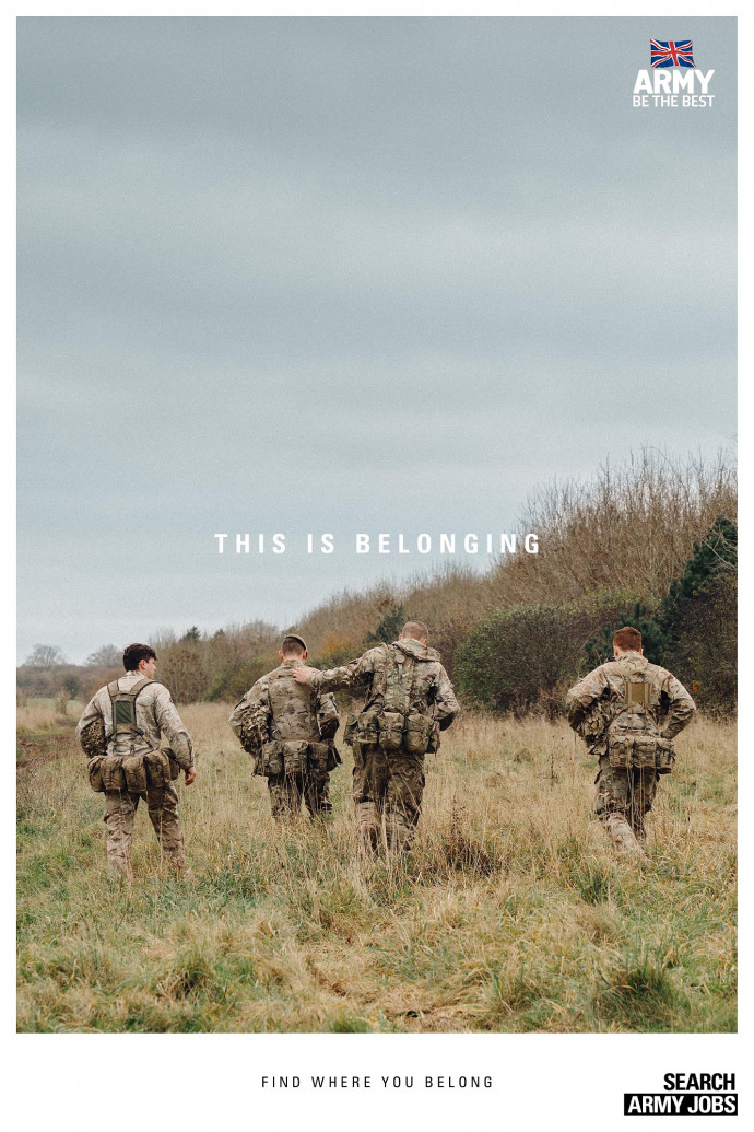 British Army: This is Belonging, 2