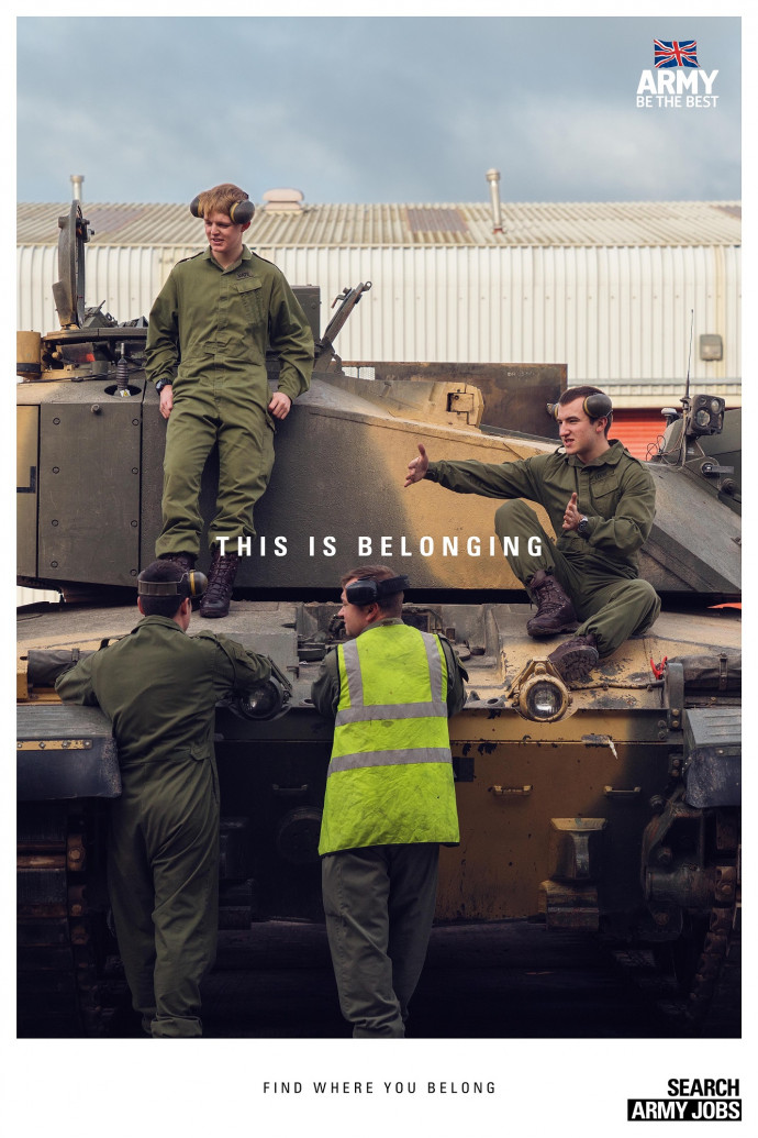 British Army: This is Belonging, 3