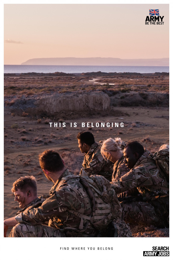 British Army: This is Belonging, 4