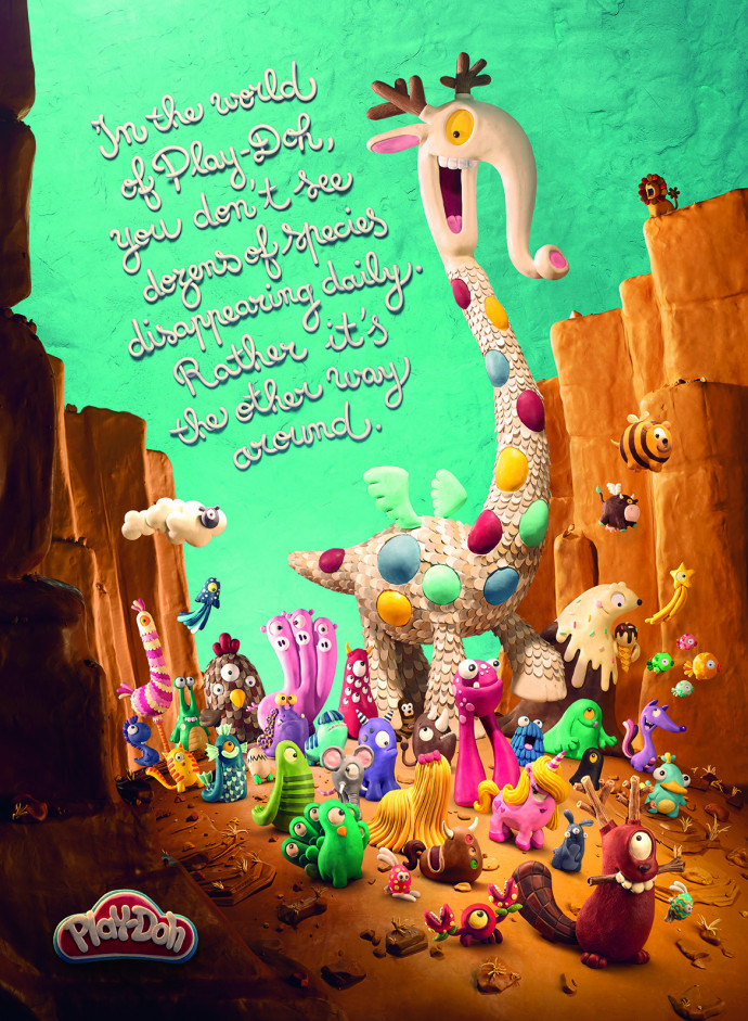 Play-Doh: In The World of Play-Doh, 1