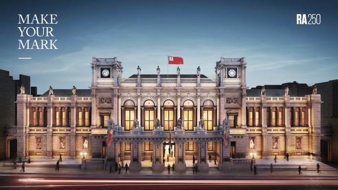 Royal Academy: Make Your Mark
