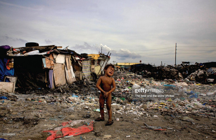 Getty Images: Poverty