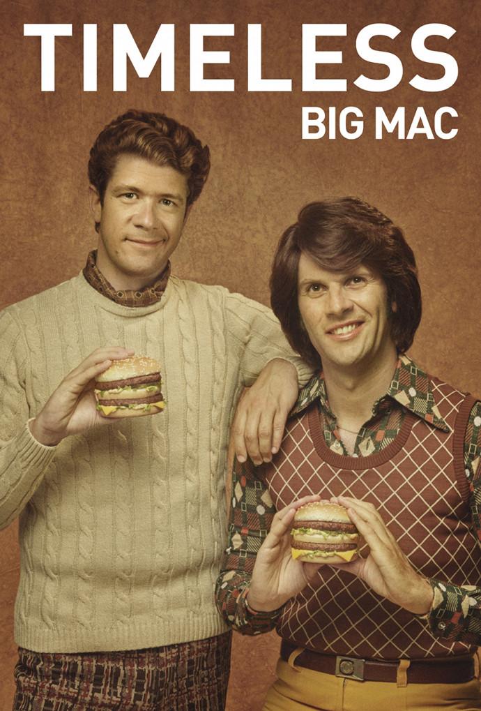 Mcdonald's: Timeless Big Mac, 2