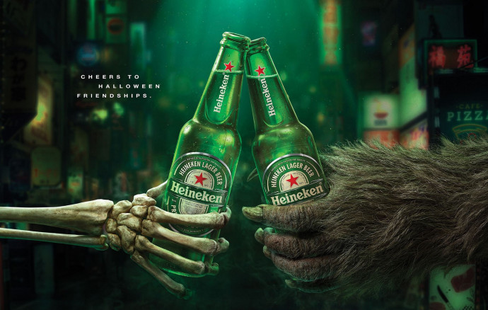 Heineken: Halloween Friendship, 1