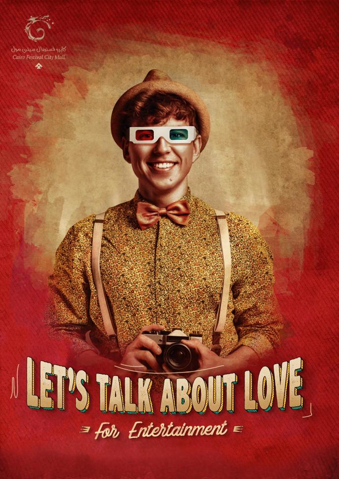 Cairo Festival City: Let's Talk About Love, 2