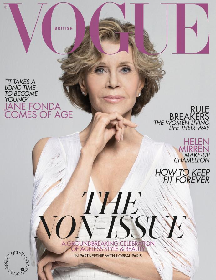 L'Oreal Paris / British Vogue: The Non-Issue