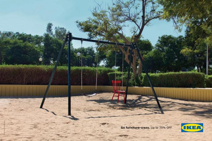 IKEA: Swing Chair