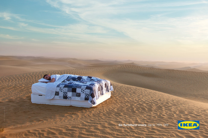 IKEA: Desert