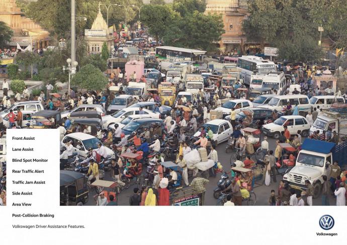 Volkswagen: Total Mess (India)