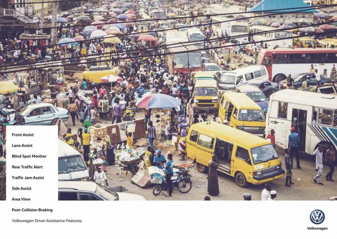 Volkswagen: Total Mess (Nigeria)