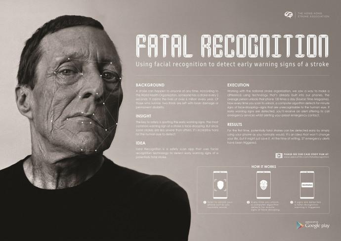 Hong Kong Stroke Society: Fatal Recognition
