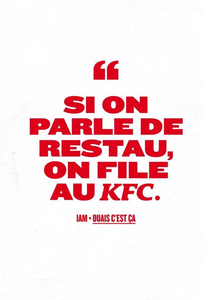KFC: Iam