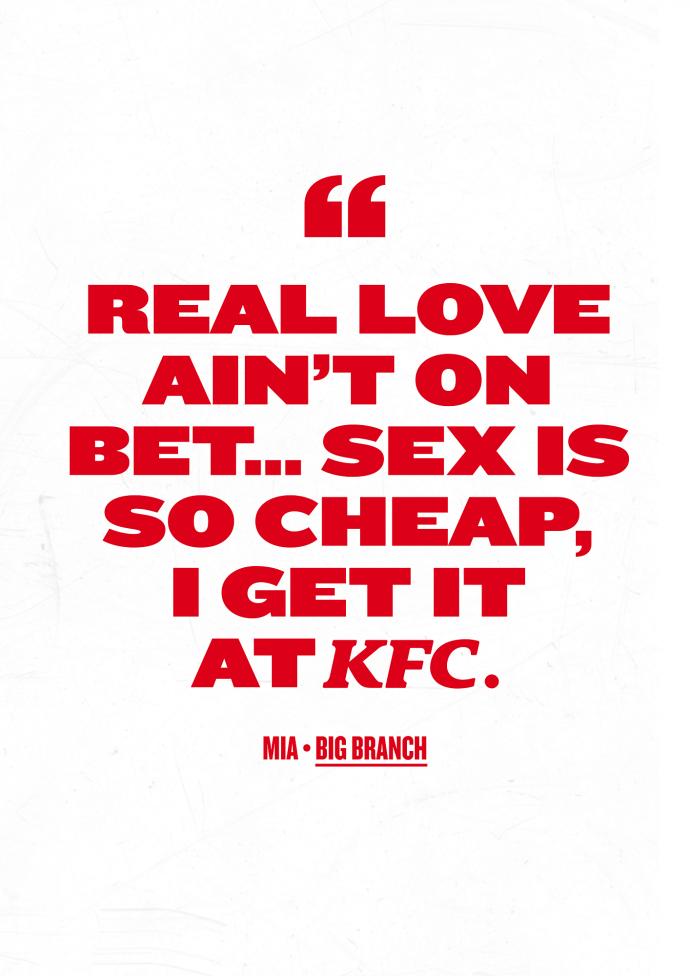 KFC: Mia
