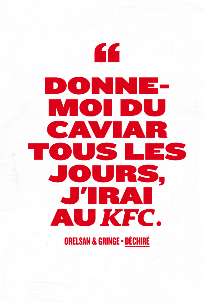 KFC: Orelgringe