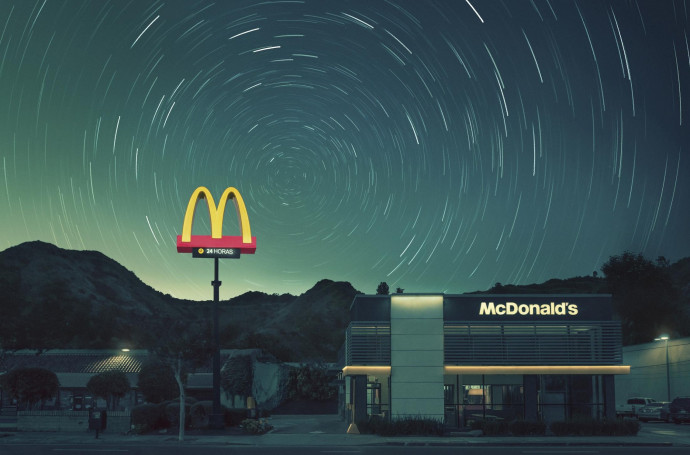 McDonald's: Mountain