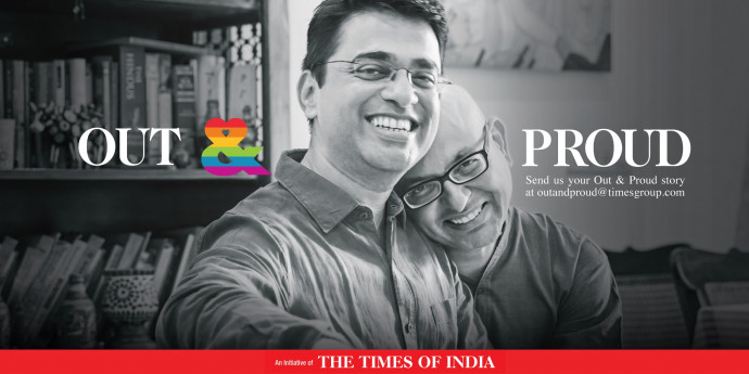 Times of India: Out & Proud, 1