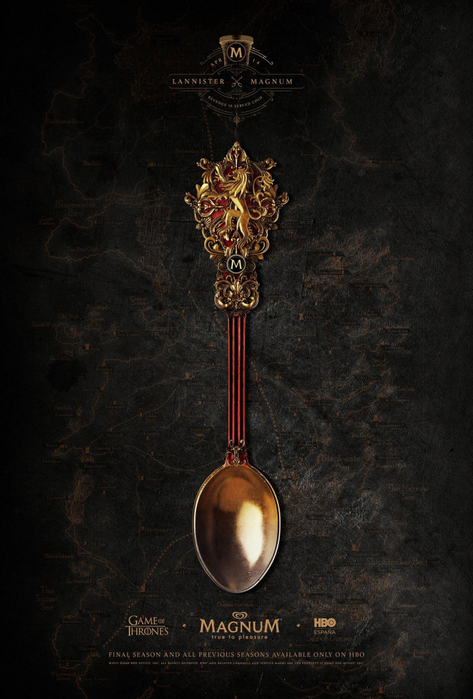 Magnum: Game of Spoons, 3