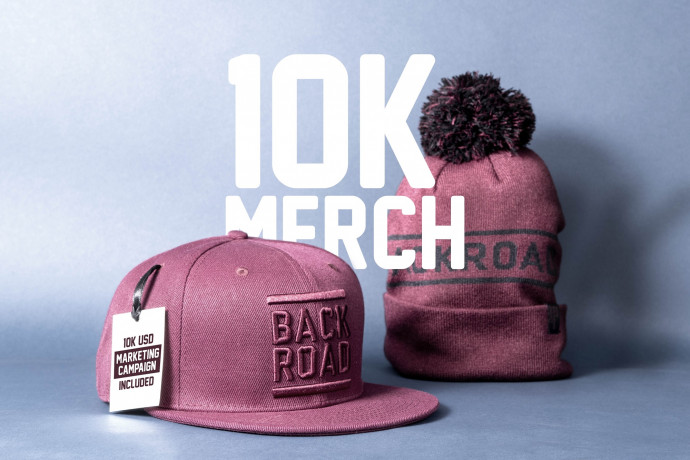 Backroad: The 10k Merch Store