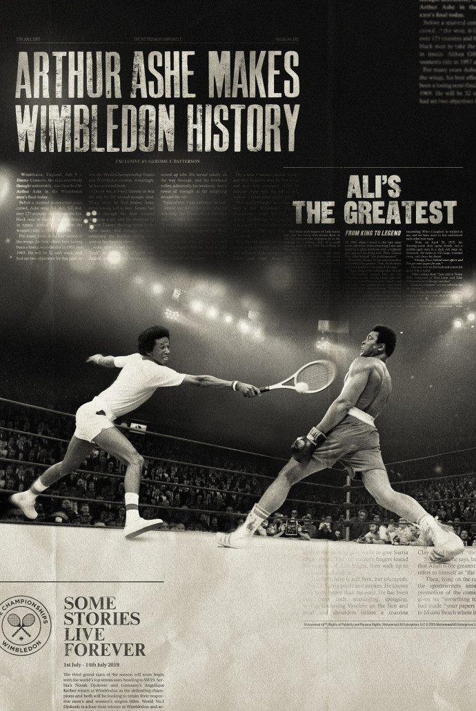 Wimbledon: The Story Continues, 2