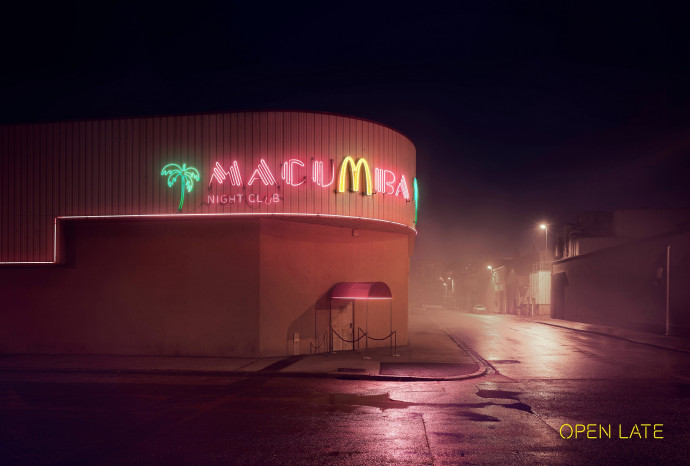 McDonald's: Open Late, 1