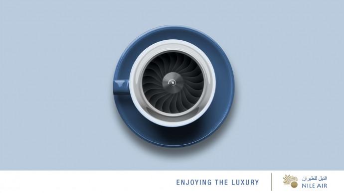 Nile Air: Enjoying the Luxury