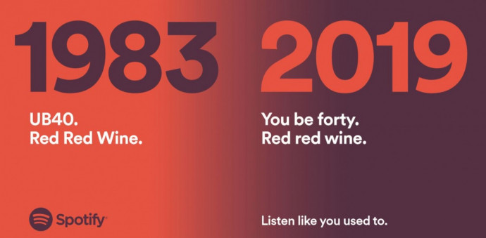 Spotify: Listen Like You Used To, 2