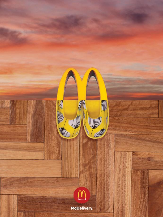 McDonald's: Slippers, 3