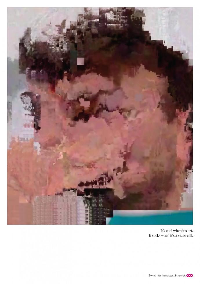 VOO: Video Call Art, 4