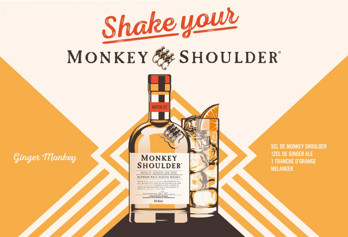 Monkey Shoulder: Shake Your Monkey Shoulder, 1