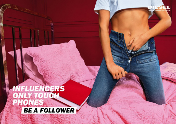 Diesel: Be a Follower, 1
