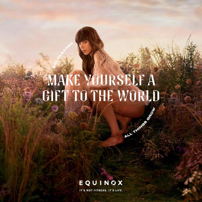 Equinox: Eat Cleaner