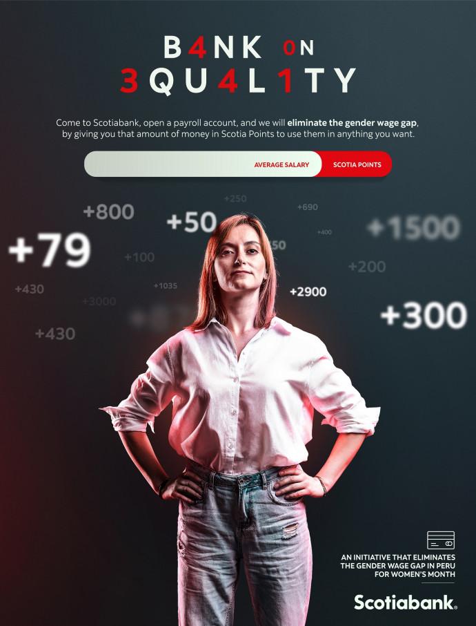 Scotiabank Peru: Bank on Equality