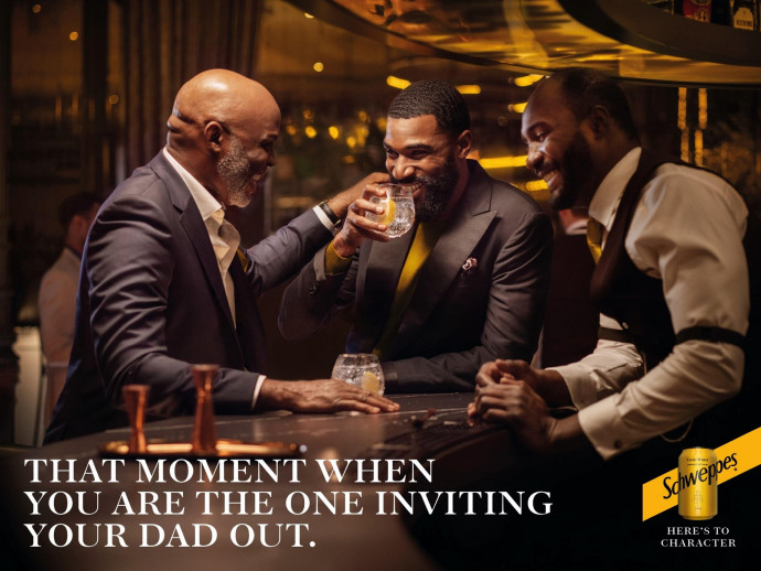 Schweppes: That Moment, 2