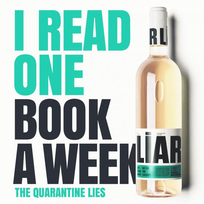 Liar Wine: The Quarantine Lies, Books