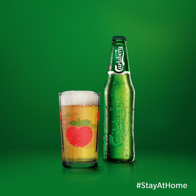 Carlsberg: #StayAtHome, 1