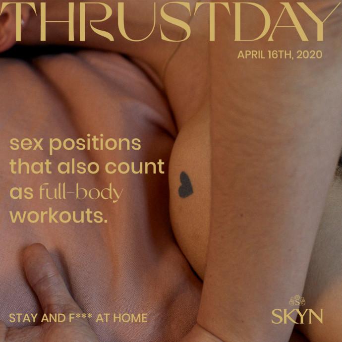 Skyn: Thrustday
