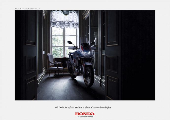Honda: Desk