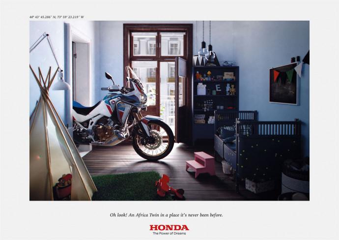 Honda: Kid Bedroom