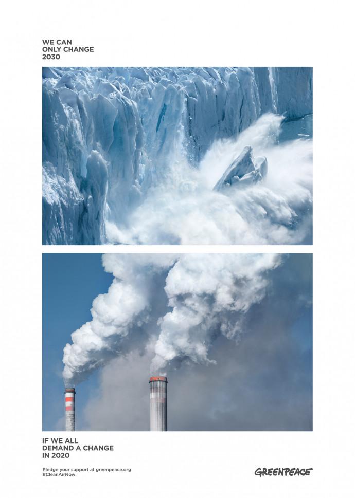 Greenpeace: Clean Air Now, 1