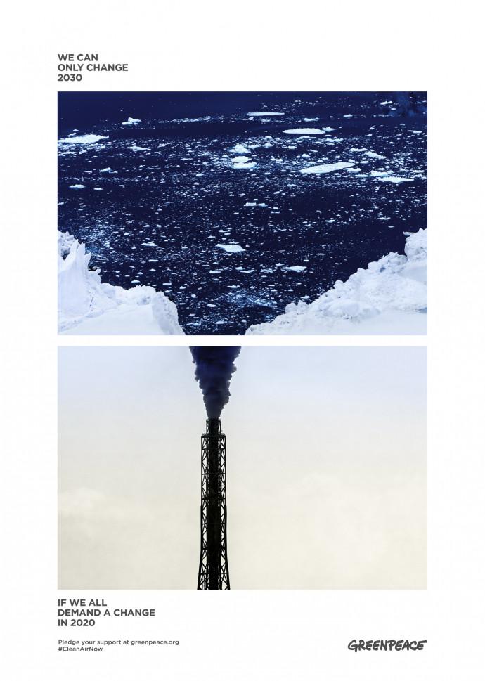 Greenpeace: Clean Air Now, 3