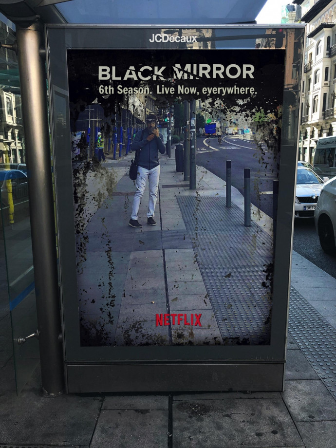 Netflix: Black Mirror 6th Season, 1