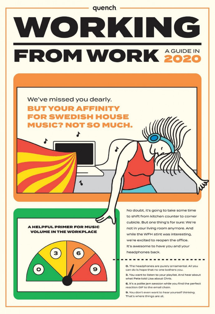 Pavone Marketing Group: Working from Work, Music