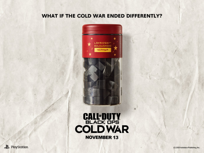 Activision: What if the Cold War ended differently? 3