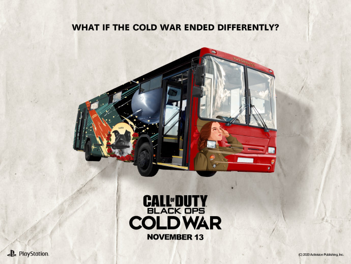 Activision: What if the Cold War ended differently? 5