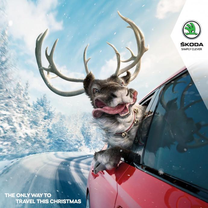 Skoda: Festive Joy Ride