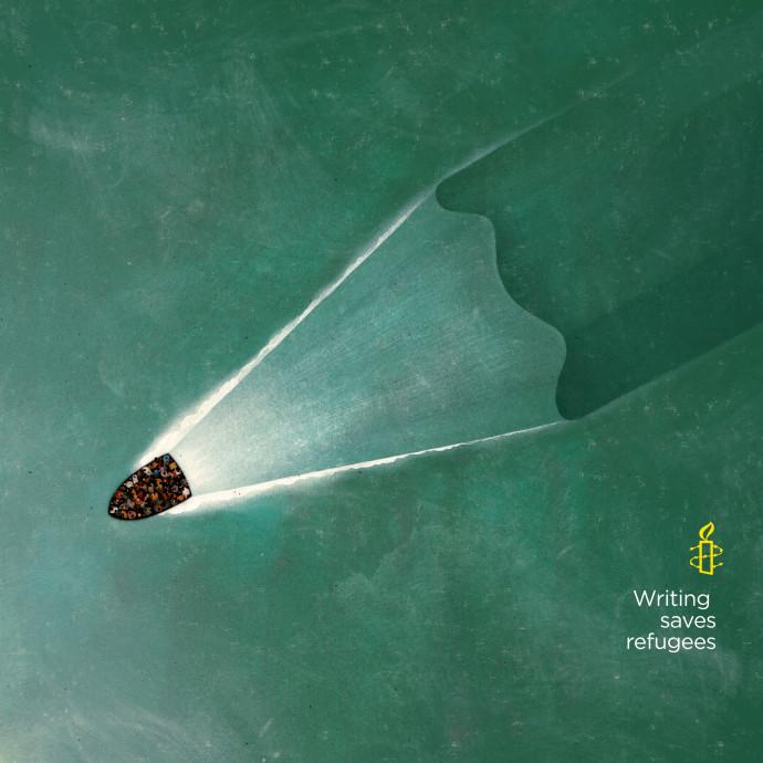 Amnesty International: Write for Rights (Refugee)