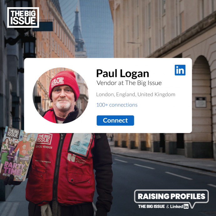 The Big Issue: Raising Profiles (Paul)