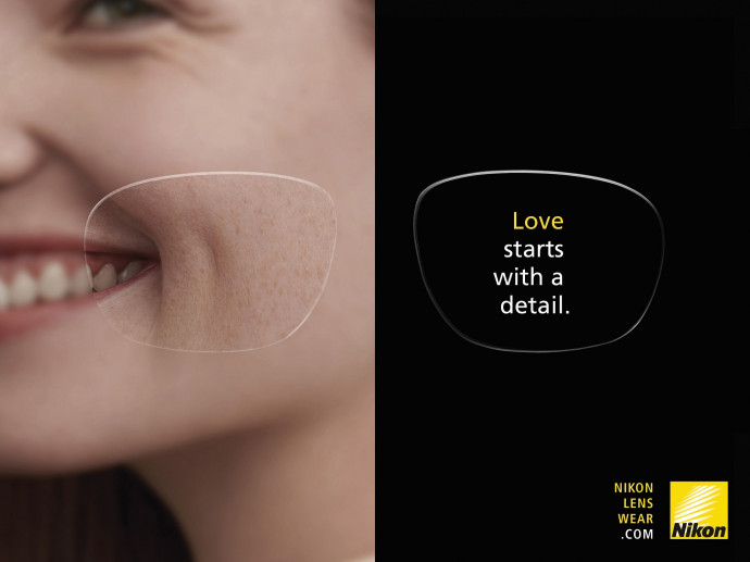 Nikon: Love Starts With a Detail